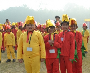 Annual Sports Day 12th December, 2015