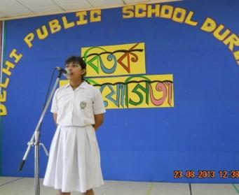 Bengali Debate (VI-VIII) on 24th August