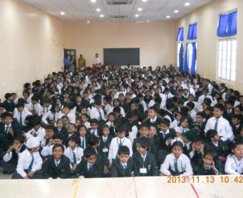 Children's Day Celebrations (II-VIII)