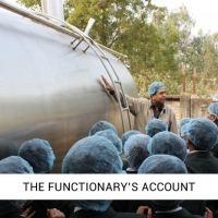 THE FUNCTIONARY'S ACCOUNT