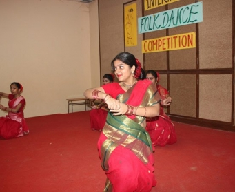 Inter House Folk Dance Competition