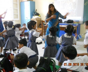 Moms on Duty Activity Glimpses