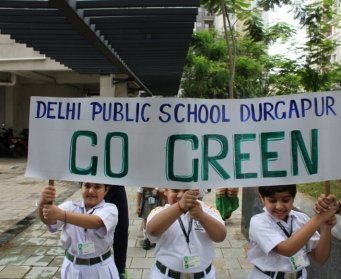 Go Green Walkathon 2018