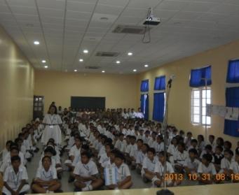 Helpage India Workshop