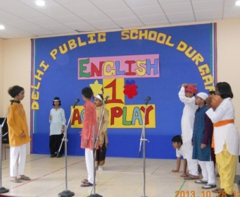Inter-House English One Act Play (V-VI) 2013