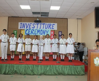Investiture Ceremony 2016
