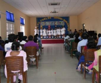 Investiture Ceremony (I-VIIII) on 5th July, 2014