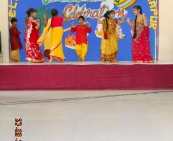 Janmashthami Celebrations on 27th August
