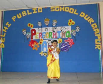 Performing Arts for Pre-Primary