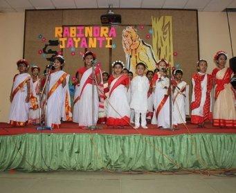 Rabindra Jayanti 2018