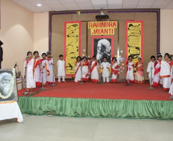 Rabindra Jayanti Celebration