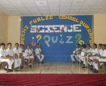 Science Quiz (VI-VIII) on 2nd July, 2014