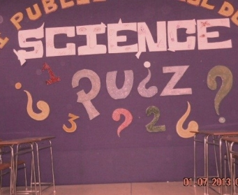 Science Quiz (V-VII) on 2nd July 2013