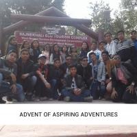 Advent of aspiring adventures