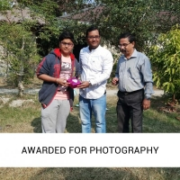 Awarded for photography-1