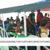 Discussions for further expectations
