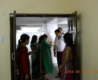 Teacher's Day on 5th September, 2014