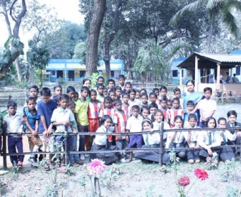 Visit to Rajbandh Shishu Sadan