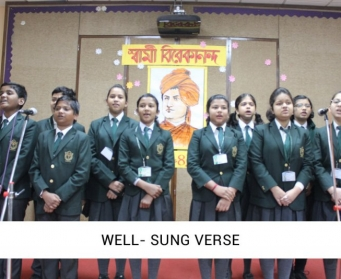 Special Assembly on Swami Vivekananda's Birthday
