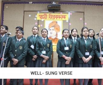 Special Assembly on Swami Vivekananda's Birthday