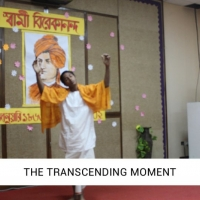 THE TRANSCENDING MOMENT
