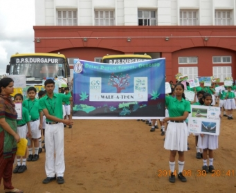 Walk A Thon on 30th August 2014