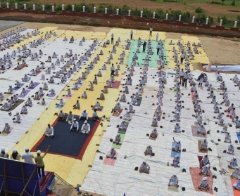 World Yoga Day 2016