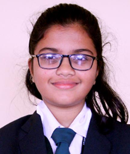 Anjali Chatterjee VIIC