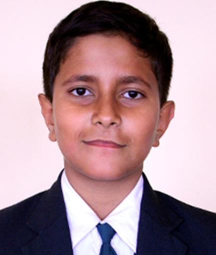 Sumit Mandal VIIC