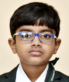 Aarush Jajodia-VIC