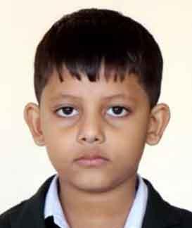 Pritam Kumar Mondal -IIB