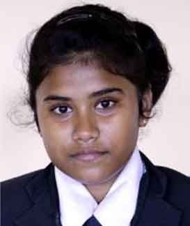 Sreelekha Chatterjee -VIID