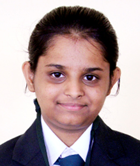 Riddhima Bhalotia - VIIIC