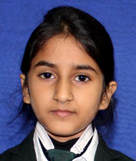 Sanvi Agarwal -IIIC