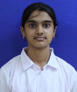 Haritha Santosh -IXA
