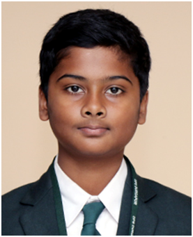 Yash Agarwal - VIIID