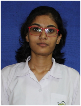 Sanchita Sinha - XIIA