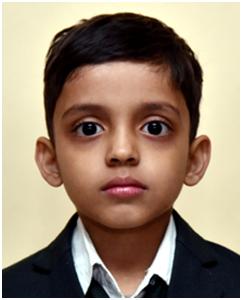 Priyam Tiwari - IIIA