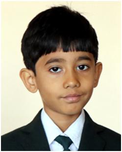 Shrihan Dutta - IIIB