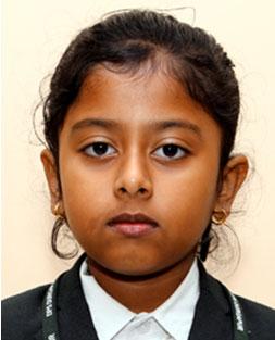 Ankita Saha - IVB