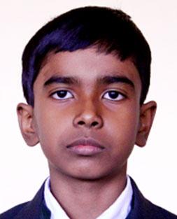 Arghadeep Bhandari - VIC