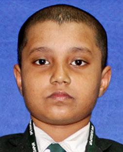 Aryan Singh - VIIA