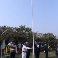 71st Republic Day celebrated at Delhi Public School, Durgapur