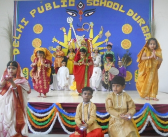 Durga Puja Assembly