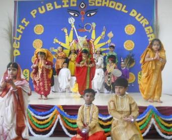 Durga Puja Assembly