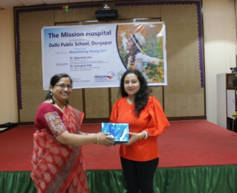 'Blooming Young Girl'– A Health Talk in Association With Mission Hospital, Durgapur