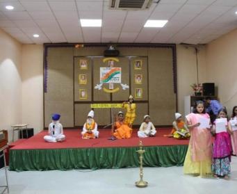 Hindi Diwas Celebration, 2019