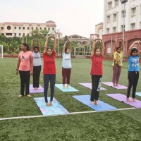 dpsdurga-Morning-Excercise-Yoga (3)