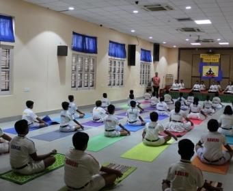 Yoga Day Celebration-2019
