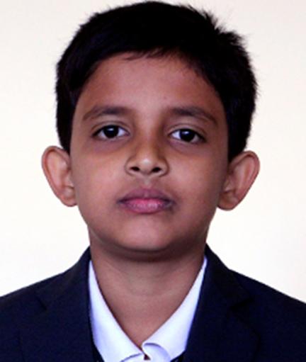 Chitransh Shaw VC